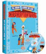 El Gran Libro de los Experimentos + CD ROM