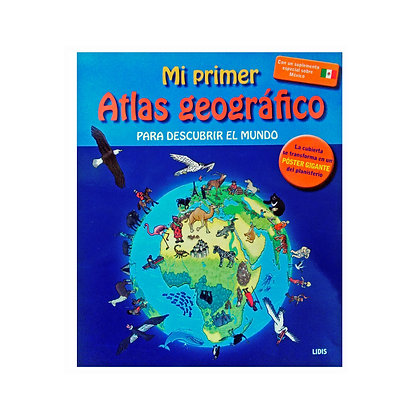 MI PRIMER ATLAS GEOGRÁFICO