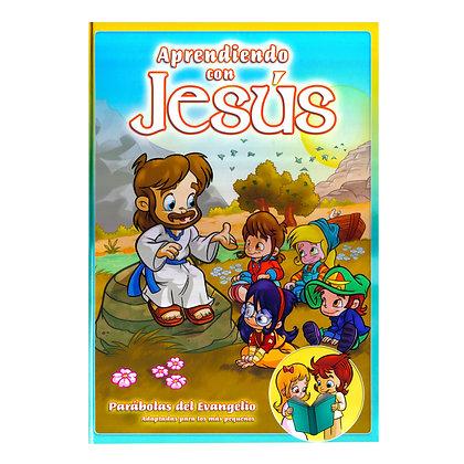 APRENDIENDO CON JESÚS