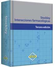 Stockley Interacciones Farmacológicas