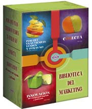 Biblioteca del Marketing - 3 tomos