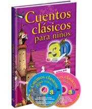 Cuentos Clásicos para niños 3D + 2 DVDs