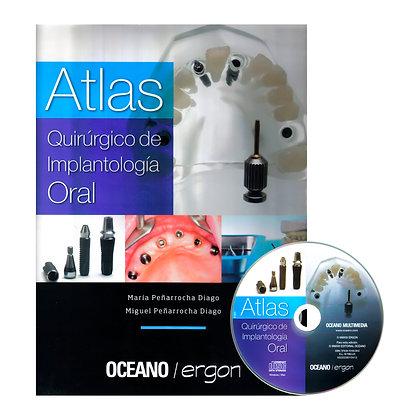 ATLAS QUIRÚRGIO DE IMPLANTOLOGÍA ORAL