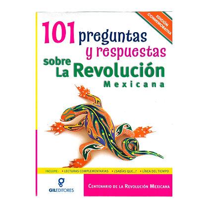 PREGUNTAS Y RESPUESTAS: INDEPENDENCIA Y LA REV.