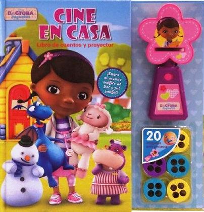 CINE EN CASA DOCTORA JUGUETES