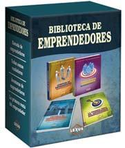 Biblioteca de Emprendedores - 4 tomos