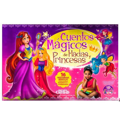 CUENTOS MÁGICOS DE PRINCESAS Y HADAS