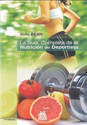 GUIA COMPLETA DE  LA  NUTRICIÓN DEL DEPORTISTA