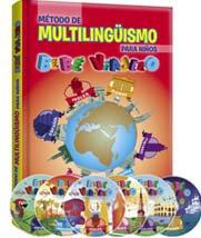 Método de Multilingüismo para Niños