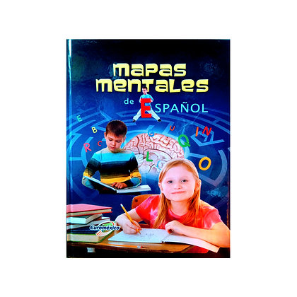 MAPA MENTALES DE ESPAÑOL Y MATEMÁTICAS