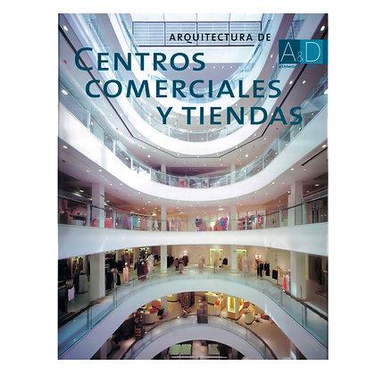 ARQUITECTURA DE CENTROS COMERCIALES Y TIENDAS