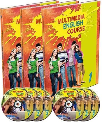 Multimedia English Course
