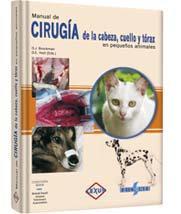 Manual de Cirugía de la cabeza...Pequeños Animales