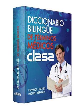 DICCIONARIO DE TERMINOS MEDICOS BILINGUE