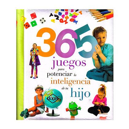 365 Juegos p/ Potenciar la Inteligencia de Su Hijo