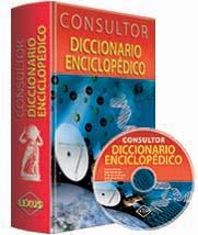 Consultor Diccionario Enciclopédico + CD-ROM