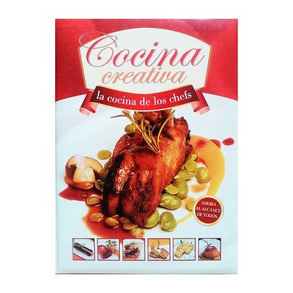 COCINA CREATIVA, LA COCINA DE LOS CHEFS