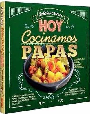 HOY COCINAMOS PAPAS