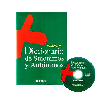 NUEVO DICCIONARIO DE SINÓNIMOS Y ANTÓNIMOS