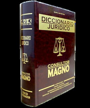 DICCIONARIO JURIDICO MAGNO