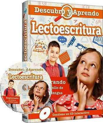 DESCUBRO Y APRENDO LECTOESCRITURA