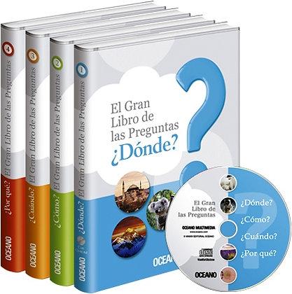 EL GRAN LIBRO DE LAS PREGUNTAS