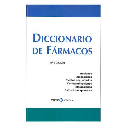 DICCIONARIO DE FARMACOS