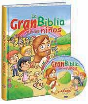La Gran Biblia de los Niños + DVD