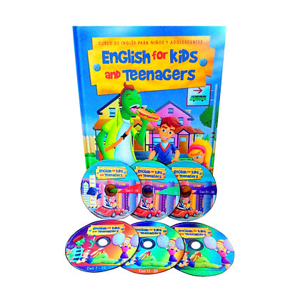 English for Kids and Teenagers IT 3D