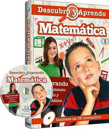 DESCUBRO Y APRENDO MATEMATICAS