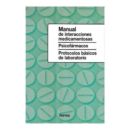 MANUAL DE INTERACCIONES MEDICAMENTOSAS