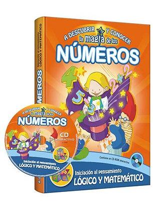 A Descubrir y Conocer la Magia de los Números