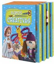 Manos Creativas - 4 Tomos