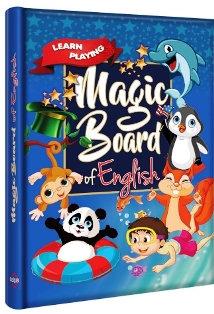 MAGIC BOARD OF ENGLISH