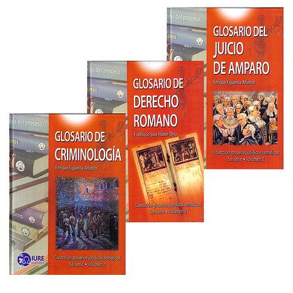 COLECCIÓN GLOSARIOS JURÍDICOS TEMÁTICOS 5ª SERIE