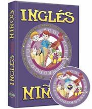 Inglés para Niños + CD-ROM