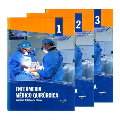 ENFERMERÍA MÉDICO QUIRÚRGICA 3T