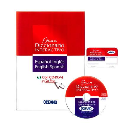 GRAN DICCIONARIO INTERACTIVO ESP-ING/ ENG-SPA