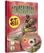 El Gran Libro de los Dinosaurios 3D + DVD