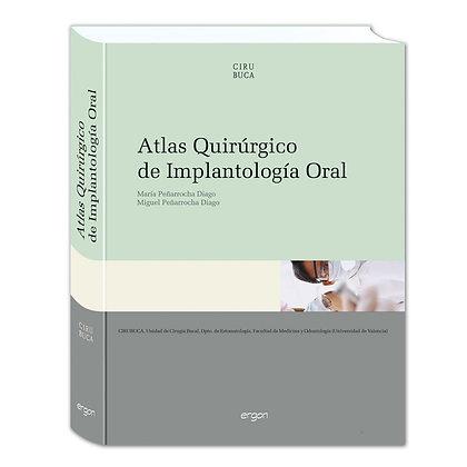 ATLAS QUIRÚRGICO DE IMPLANTOLOGÍA ORAL