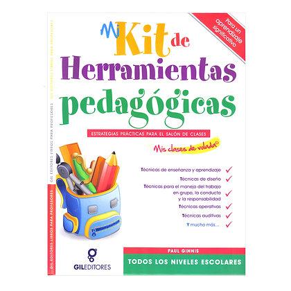 MI KIT DE HERRAMIENTAS PEDAGÓGICAS