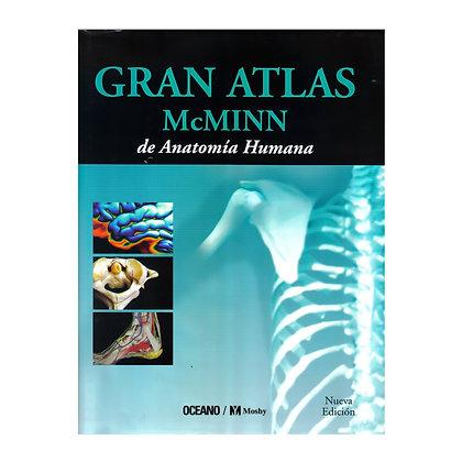 GRAN ATLAS DE ANATOMÍA MCMINN