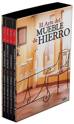 EL ARTE DE MUEBLE DE HIERRO