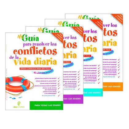 MI GUÍA PARA RESOLVER CONFLICTOS DE LA VIDA DIARIA