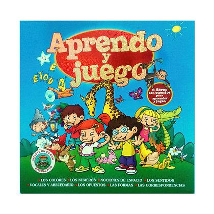 APRENDO Y JUEGO