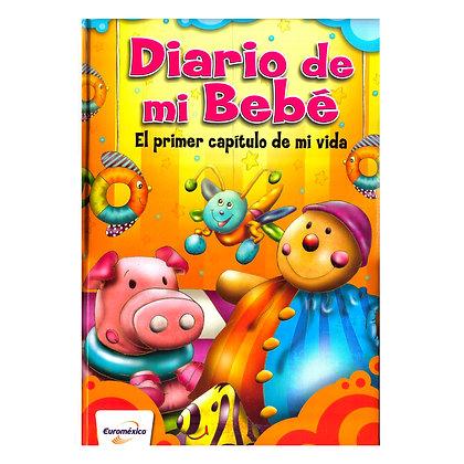 DIARIO DE MI BEBÉ