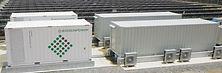 コンテナ型蓄電池システム
