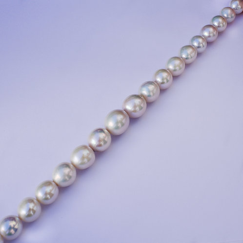 11-15mm freshwater pearl necklace