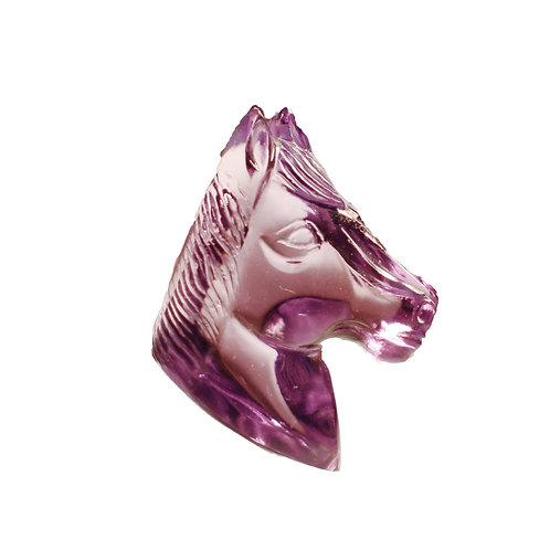 Amethyst Horse