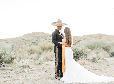 ARIZONA CHARRO WEDDING INSPIRATION